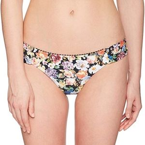 Lucky Brand Late Bloomer Side Sash Hipster Bottoms